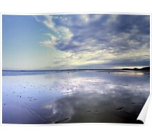 Sunrise at Smiths Beach. Poster