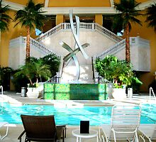 Poolside - Borgata Hotel & Casino  ^ by ctheworld