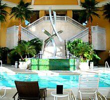 Poolside - Borgata Hotel & Casino  ^ by ctheworld
