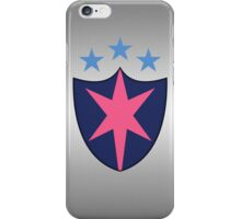Shining Armor Chest Plate iPhone Case/Skin