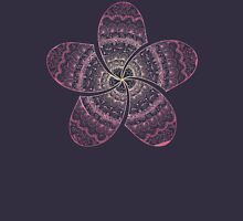 hippie pink frangipani mandala on gold coast night bokeh Tank Top