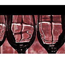 Wine tasting, anyone? lIl Photographic Print