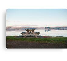 Lake Dulverton Canvas Print