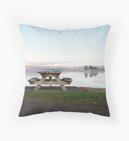 Lake Dulverton Throw Pillow