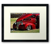 Henry J.............. Framed Print