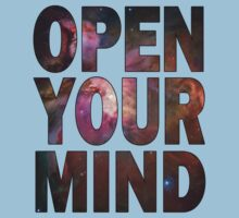 Open Your Mind by creepyjoe