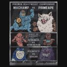 PFC: Pokemon Fighting Championship by Max Heron