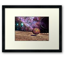 Base 4c5z67 Framed Print