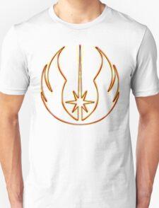 Jedi Order Emblem (Acid Scheme) Unisex T-Shirt