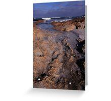 Shelly Beach III Greeting Card