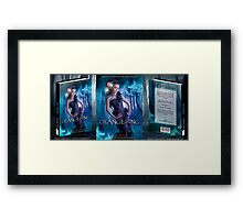 Changeling Book Cover Concept Framed Print