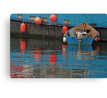 Floating With 30. Canvas Print