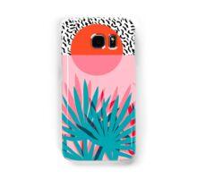 Whoa - palm sunrise southwest california palm beach sun city los angeles hawaii palm springs resort decor Samsung Galaxy Case/Skin