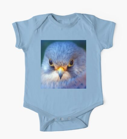 Blue Bird- Baby Wear One Piece - Short Sleeve