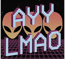 AYY LMAO by marcus32x