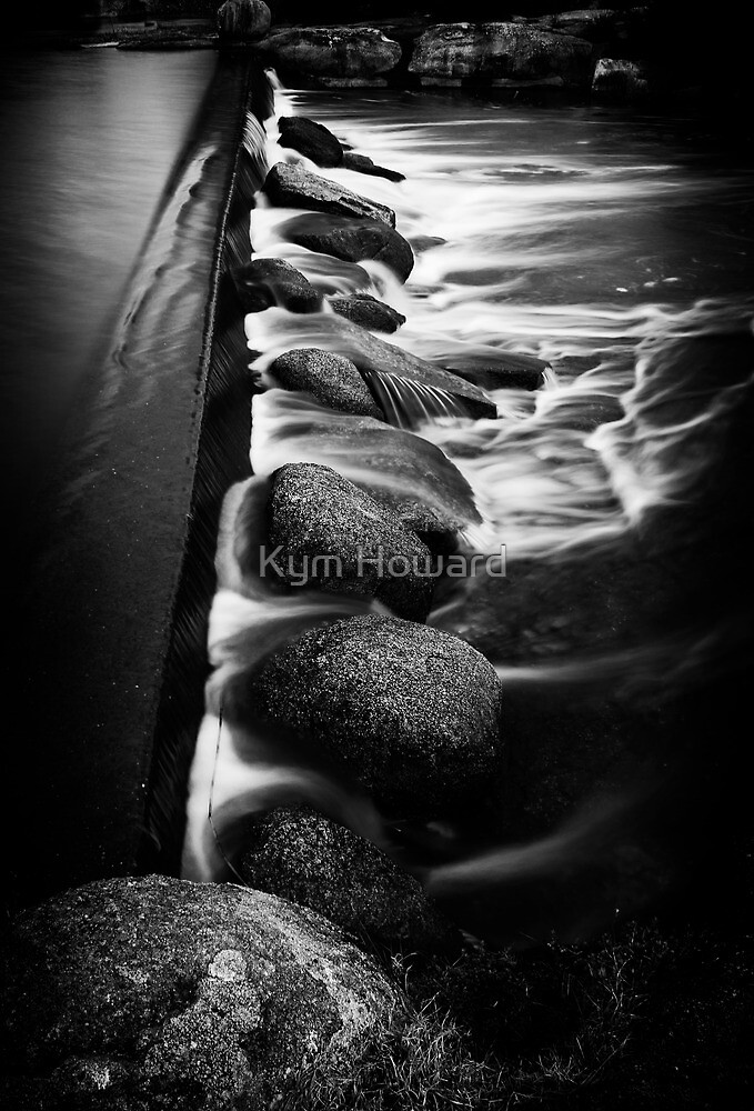 The Weir by Kym Howard