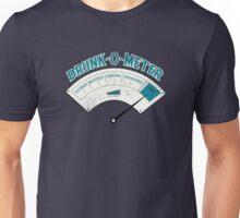 Drunk O Meter Unisex T-Shirt