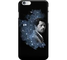 Cosmic Castiel iPhone Case/Skin