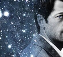 Cosmic Castiel Sticker