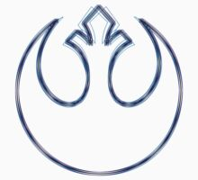 Rebel Alliance Emblem (Alkali Scheme) Kids Clothes