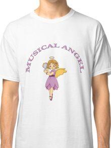 Musical Angel Tee 03 Classic T-Shirt