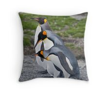 The Three Graces Throw Pillow