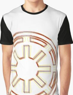 Galactic Republic Emblem (Acid Scheme) Graphic T-Shirt
