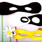 Carnival Masks by Minerva -Athina
