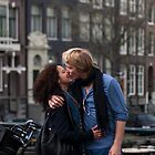 Kiss by David Baird