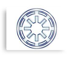 Galactic Republic Emblem (Alkali Scheme) Metal Print