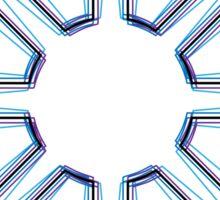 Galactic Republic Emblem (Alkali Scheme) Sticker