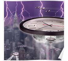 Time Travelers SQ Poster