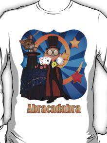 Abracadabra Magician T Shirt  T-Shirt
