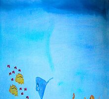 Ocean dreaming by Pippart