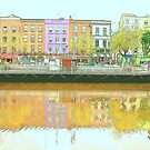Colorful Dublin by Louise Fahy
