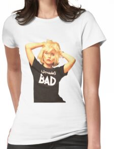 Blondie? Womens Fitted T-Shirt