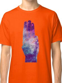 The Hunger Games Sign Galaxy Classic T-Shirt
