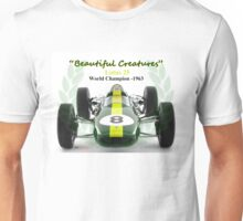 Beautiful Creatures Lotus 25 Unisex T-Shirt