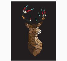Deer with Multi Coloured Antlers Classic T-Shirt