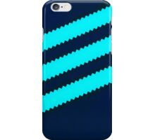 Adidas Blue/Light Blue Stripes iPhone Case/Skin