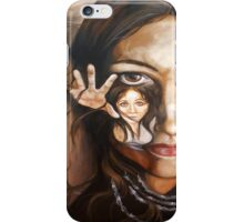 Finished with this dream iPhone Case/Skin