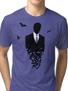 Mr. Wayne Tri-blend T-Shirt
