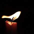 Candle 1 by Triin Erg