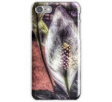 Peace Lily  iPhone Case/Skin