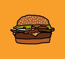 Badly Drawn Burger Unisex T-Shirt