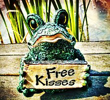 Free Kisses by Keith Reesor