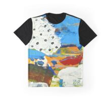 Boat on shores Graphic T-Shirt