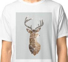 Deer with Grey Antlers Classic T-Shirt