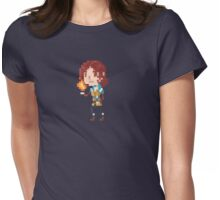 Pixel Triss - Witcher 3 Womens Fitted T-Shirt