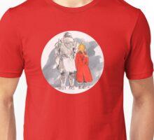 Heart Made Fullmetal Unisex T-Shirt